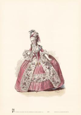 French Costumes by P. Pauquet