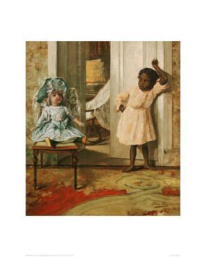 Fascination, 1902 by P^ Peres
