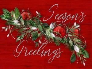 Season's Greetings by P.S. Art