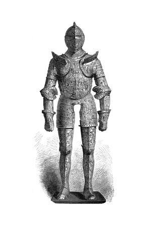 Armour of Henry II of France, 16th Century (1882-188)