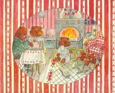 Teddy Bears at Home I