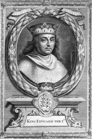 Edward I of England, (1239-130)