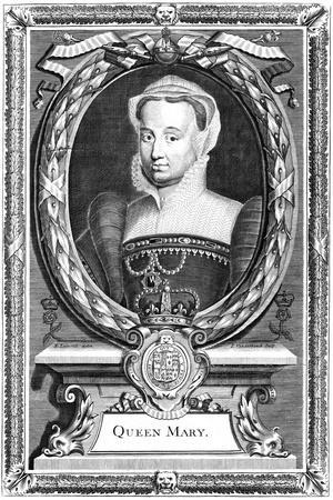 Queen Mary I of England, 19th Century