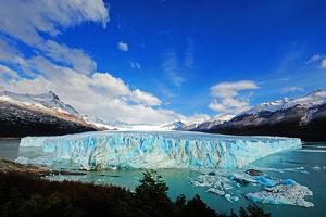 Perito Moreno Glacier, Patagonia, Argentina, South America by Pablo Cersosimo