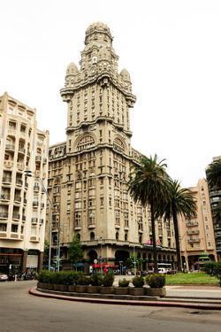 Salvo Palace Building, Art Deco, Montevideo, Uruguay, South America by Pablo Cersosimo