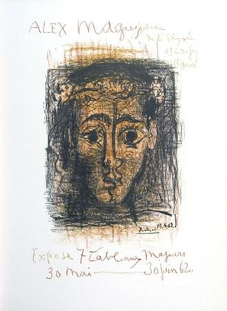 Alex Maguy Gallery by Pablo Picasso