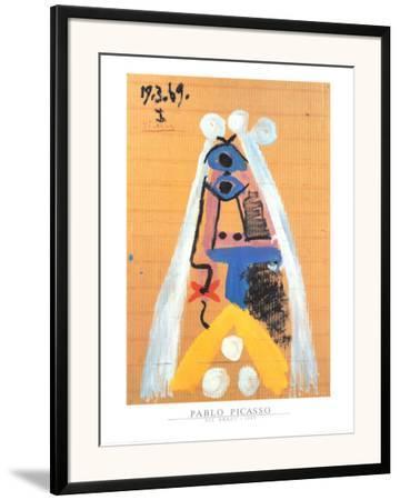 Bride, 1969 by Pablo Picasso