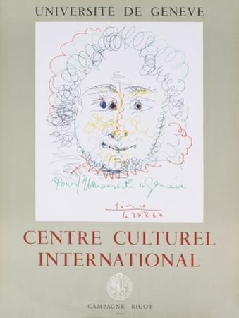 Centre Culturel International by Pablo Picasso