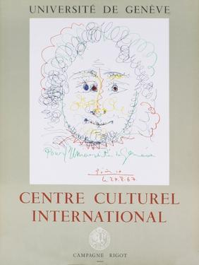 Centre Culturel International by Pablo Picasso