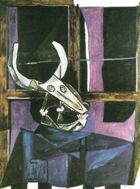 Crane de Boeuf, 1942 by Pablo Picasso