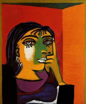 Dora Maar by Pablo Picasso