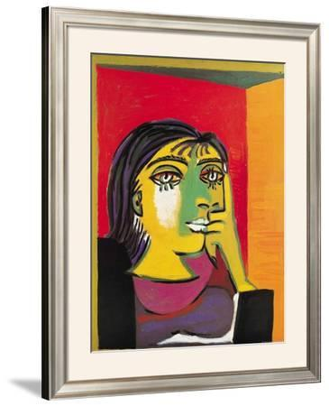 Dora Maar by Pablo Picasso