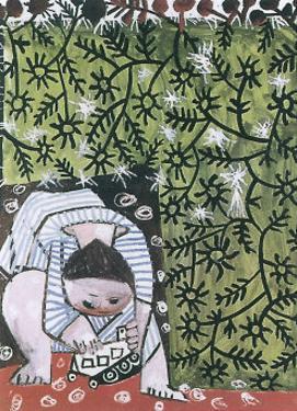 Enfant Jouant, 1953 by Pablo Picasso
