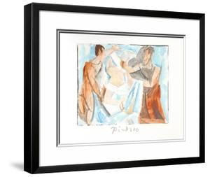 Etude de Personnages by Pablo Picasso