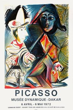 Expo 72 - Musée Dynamique Dakar by Pablo Picasso