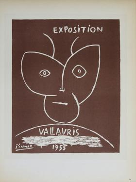 Exposition Vallauris II by Pablo Picasso