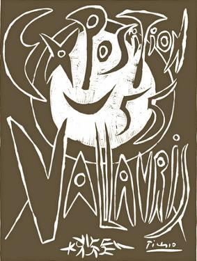 Exposition Vallauris by Pablo Picasso