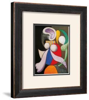 Femme a La Fleur, c.1932 by Pablo Picasso