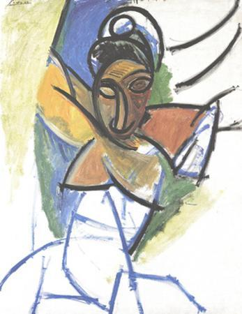 Femme by Pablo Picasso