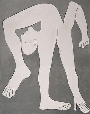 L'acrobate (The Acrobat) by Pablo Picasso