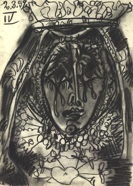 La Dolorosa by Pablo Picasso