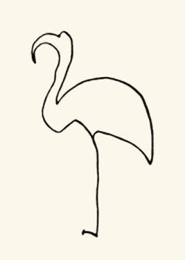 Le Flamand Rose by Pablo Picasso