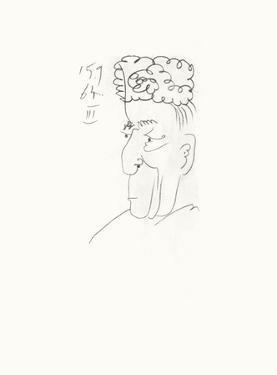 Le Goût du Bonheur 28 by Pablo Picasso