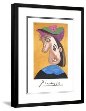 Le Pleureuse by Pablo Picasso