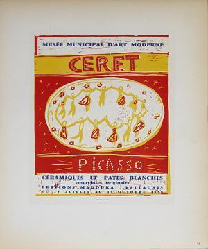 Musee Municipal Ceret by Pablo Picasso