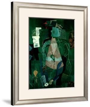 Portrait de Jeune Fille, 1914 by Pablo Picasso