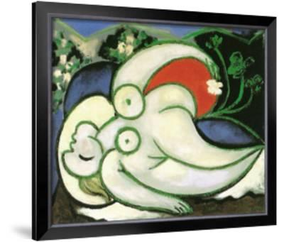 Schlafende Frau, 1932 by Pablo Picasso