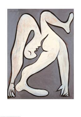 The Acrobat, c.1930 by Pablo Picasso