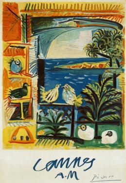 The Doves, 1957 by Pablo Picasso