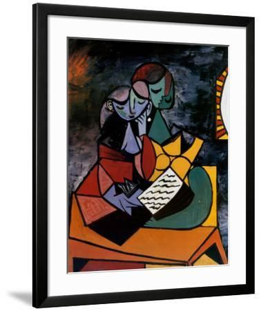 The Lesson by Pablo Picasso