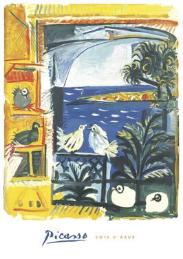 The Pigeons, 1957 by Pablo Picasso