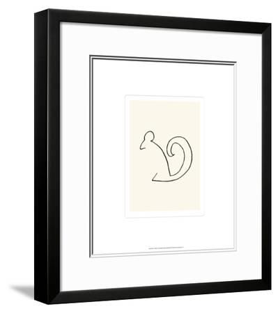 The Squirrel by Pablo Picasso