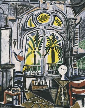 The Studio, 1955 by Pablo Picasso