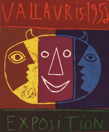 Vallauris by Pablo Picasso