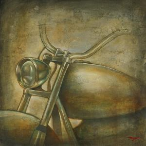 Classic Motorcyle by Pablo Rojero