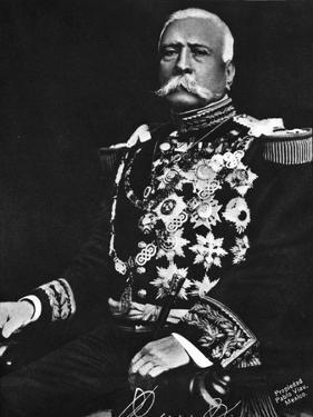 Porfirio Diaz of Mexico, C.1910 by Pablo Viau
