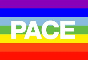 Pace Peace Flag