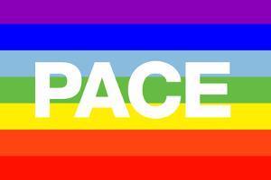 Pace Peace Flag