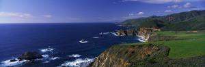 Pacific Coast, Big Sur, California, USA