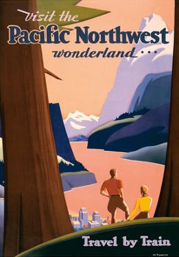 Pacific Northwest Wonderland by Train - Union Pacific Railroad