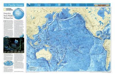 Pacific Ocean Floor Map