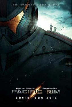 Pacific Rim (Idris Elba, Charlie Hunnam, Rinko Kikuchi) Movie Poster
