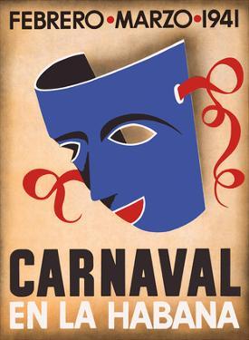Cuba - Carnaval en la Habana by Pacifica Island Art