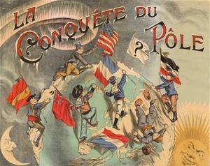 Georges Méliès's Conquest of the North Pole (La Conquête du Pole) by Pacifica Island Art