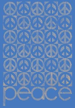 Peace - The Strike of 1969 - Anti Vietnam War Protest by Pacifica Island Art