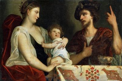 Eumenes and Roxana, 17th Century